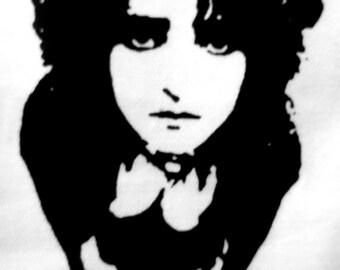 Siouxsie Sioux Patch Goth Punk