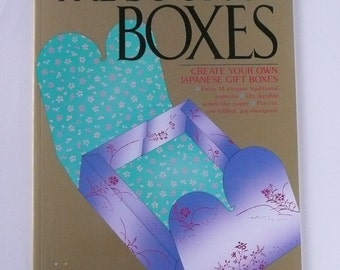 "Book ""The Book of Boxes - Create Your Own Japanese Gift Boxes"" by Kunio Ekiguchi"