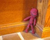 """Creepy Rag Doll- """"Red"""""""