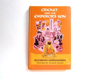 Cricket and the Emperor's Son, a Vintage Children's Book