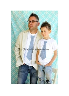Boy S Clothing Father Son Matching Set Of 2 1 Tie