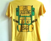 Girl Scouting is My Bag Vintage Shirt