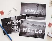 Travel Postcards - Set of 6