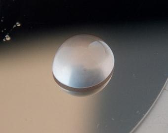 Rose Quartz -- 5.16 carat High Dome Cabochon