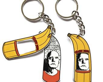 The Banana Stand Keychain