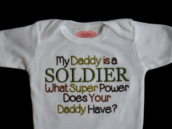 Items similar to Army Camo Baby Boy Clothes Military Baby
