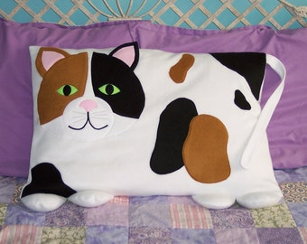 Cat Pillow Sham