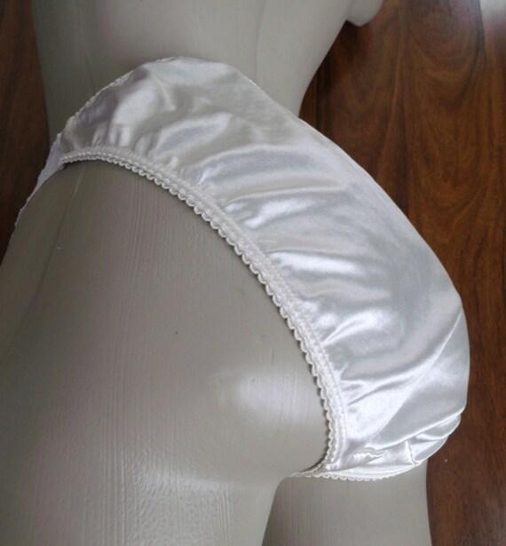 Nylon Lace Panties 120