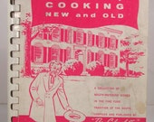 Kentucky Cooking New and Old Cookbook by The Colonelettes 1958 Vintage