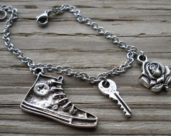 Doctor Who - 10 & Rose - Charm Bracelet