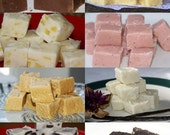 The Sampler   One Pound Fudge Variety