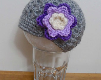 Newsboy Hat - The Lacey Newsboy - Crochet Pattern 51 - us and uk terms - Newborn to Adult - Crochet Hat PATTERN - INSTANT DOWNLOAD