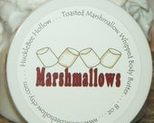 Whipped Body Butter - Toasted Marshmallow (8 oz)