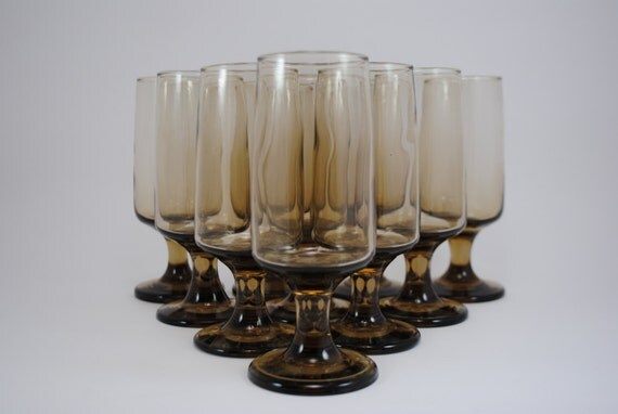 Libbey Accent Tawny Whiskey Sour - Set of 10