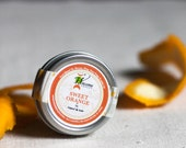 Hostess Gift Aromatherapy Essential Oil Lip Balm in Sweet Orange KOI theteam