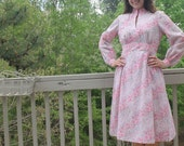 Sale Vintage 60s Dress by Shannon Rodgers for Jerry Silverman