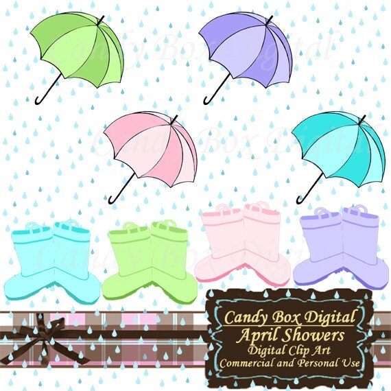 clipart spring showers - photo #15