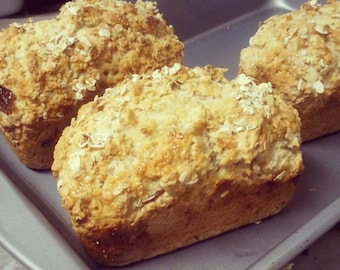 Beer Bread Recipe (from scratch, homemade)