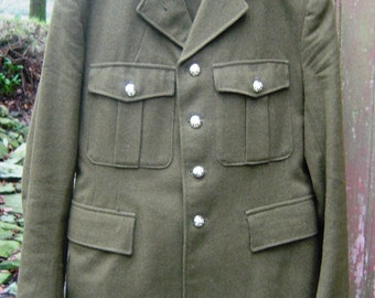Mens Vintage 1945 No 2 Dress Uniform British Army