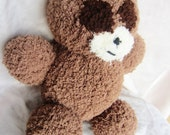 Teddy Bear Fluffiefriend- Large