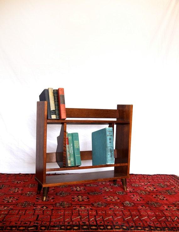 Vintage Mid Century Bookshelf