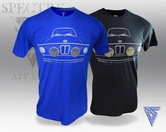 BMW 2002 mens T (Black or Lapis Blue)