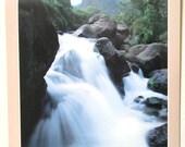 West Maui Hawaii Poster - Iao Stream - David Muench Photography Calendar