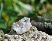 Crystal quartz point