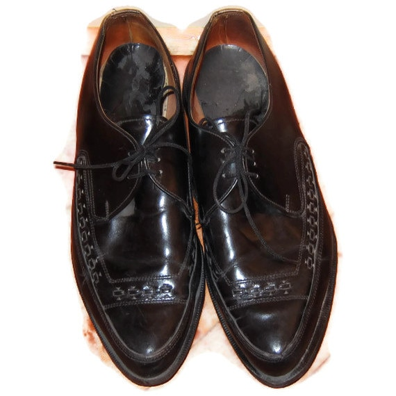vintage rockabilly black doc martens doc by batcountryvintage