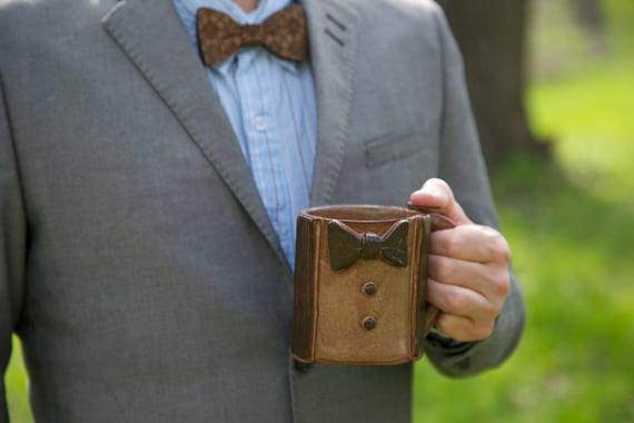 Doctor Who Mug - Bow tie Matt Smith