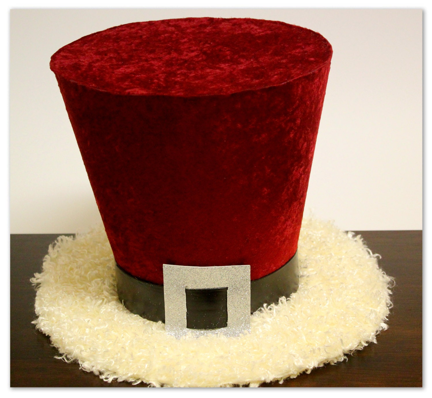 Santa Claus top hat, Christmas Hat, Candy cane, Christmas ...