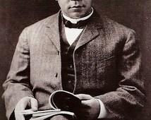 Fridge Magnet Booker T. Washington Tuskegee University founder college racial equality