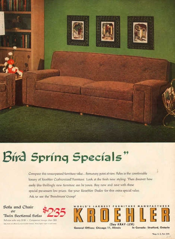 Unavailable listing on etsy for P s furniture flyer