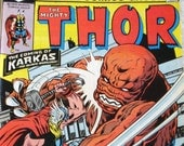 Mighty Thor Comic Book  Marvel Group  Vol. 1, No. 285, July 1979