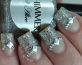 Shimmer Nail Polish - Alice