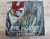 The Hobbit, J.R.R. Tolken, Illustrated First Edition