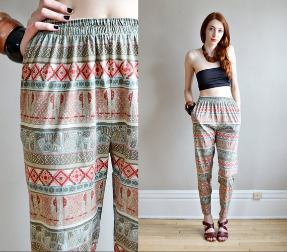 Boho And Hippie Clothing HAREM pants hippie boho