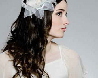 Wedding Fascinators & Mini Hats | Etsy