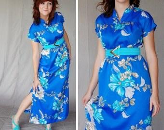 "Vintage ""ANDRADE""  Hawaiian Dress"