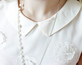 Peace Pearls necklace