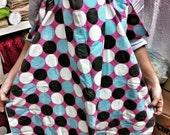 Nursing Cover & Baby Blanket (2 in 1), 100% Cotton, breastfeeding