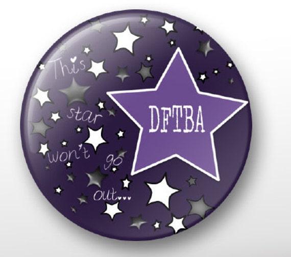 TSWGO DFTBA Charity Pin
