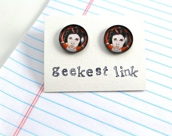 Leia is Our Princess Star Wars Cuff Links