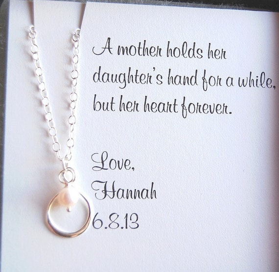 Mother Of The Bride A Mother Holds Her By SoBlessedDesigns