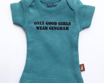 Sasha Doll T-Shirt - Indigo Good Girls