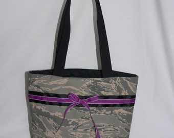 "ABU Air Force ""Tall Mckayla"" Purse"