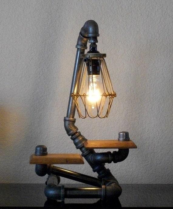 Industrial Lampe Best Av Inspirasjon Til Hjemme Design