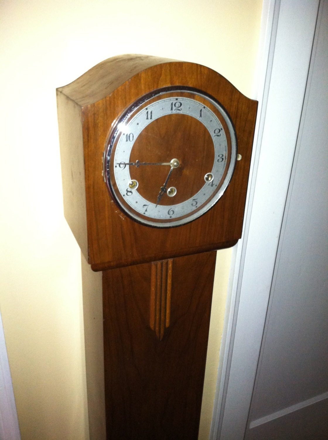 Granddaughter Clock English Perivale W Westminster Chimes