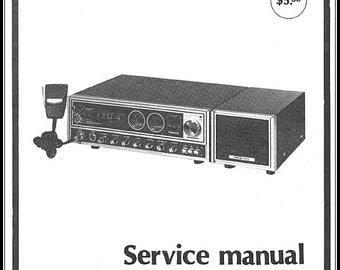 President Madison Service manuall