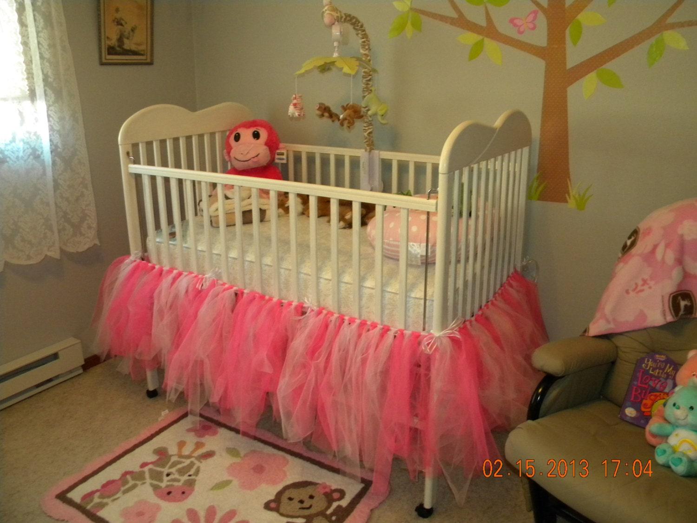 Tutu Crib Skirt
